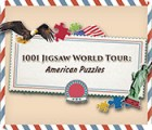 Žaidimas 1001 Jigsaw World Tour American Puzzle