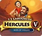 Žaidimas 12 Labours of Hercules: Kids of Hellas