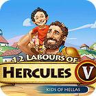 Žaidimas 12 Labours of Hercules V: Kids of Hellas