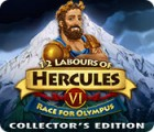 Žaidimas 12 Labours of Hercules VI: Race for Olympus. Collector's Edition