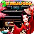 Žaidimas 2D Mahjong Temple