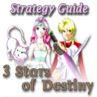 Žaidimas 3 Stars of Destiny Strategy Guide