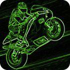 Žaidimas 3D Neon Race