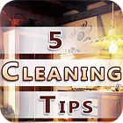 Žaidimas Five Cleaning Tips