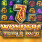 Žaidimas 7 Wonders Triple Pack