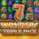 Žaidimas 7 Wonders Triple Pack