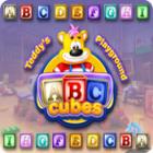 Žaidimas ABC Cubes: Teddy's Playground