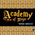 Žaidimas Academy of Magic: Word Spells