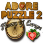 Žaidimas Adore Puzzle 2: Flavors of Europe