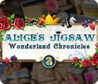 Žaidimas Alice's Jigsaw: Wonderland Chronicles 2
