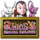 Žaidimas Alice's Magical Mahjong