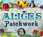 Žaidimas Alice's Patchwork 2