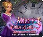 Žaidimas Alice's Wonderland 3: Shackles of Time Collector's Edition