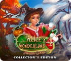 Žaidimas Alice's Wonderland 4: Festive Craze Collector's Edition