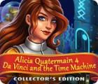 Žaidimas Alicia Quatermain 4: Da Vinci and the Time Machine Collector's Edition