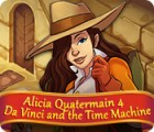 Žaidimas Alicia Quatermain 4: Da Vinci and the Time Machine