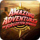 Žaidimas Amazing Adventures: The Forgotten Dynasty