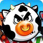 Žaidimas Angry Cows