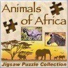 Žaidimas Animals of Africa
