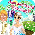 Žaidimas Anna and Kristoff Wedding