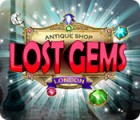 Žaidimas Antique Shop: Lost Gems London