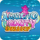 Žaidimas Aquatic Beauty Dressup