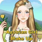 Žaidimas Austrian Girl Make-Up