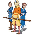 Žaidimas Avatar. The Last Airbender: Elemental Escape