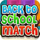 Žaidimas Back To School Match