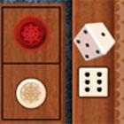 Žaidimas Backgammon (short)