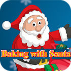 Žaidimas Baking With Santa