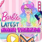 Žaidimas Barbie Latest Hair Trends