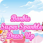 Žaidimas Barbie Super Sparkle DressUp