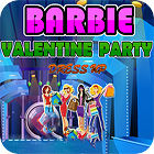 Žaidimas Barbie Valentine Party