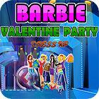 Žaidimas Barbie Valentine Party