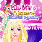 Žaidimas Barbies's Princess Model Agency
