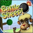 Žaidimas Battle Sheep!