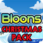 Žaidimas Bloons 2: Christmas Pack