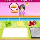 Žaidimas Breakfast Sandwich Shop