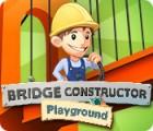 Žaidimas BRIDGE CONSTRUCTOR: Playground