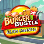 Žaidimas Burger Bustle: Ellie's Organics