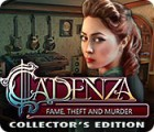 Žaidimas Cadenza: Fame, Theft and Murder Collector's Edition