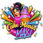 Žaidimas Cake Mania: To the Max