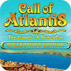 Žaidimas Call of Atlantis: Treasure of Poseidon. Collector's Edition