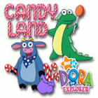 Žaidimas Candy Land - Dora the Explorer Edition