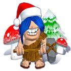 Žaidimas Carl the Caveman Christmas Adventures