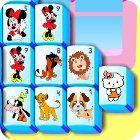 Žaidimas Cartoon Mahjong