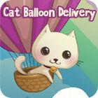 Žaidimas Cat Balloon Delivery
