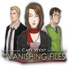 Žaidimas Cate West: The Vanishing Files