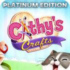 Žaidimas Cathy's Crafts. Platinum Edition